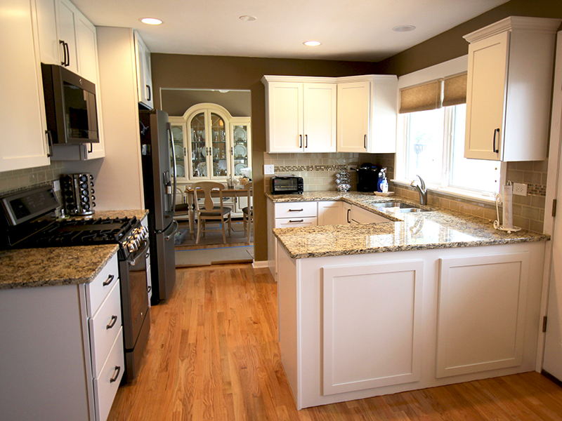 Upscale Home Remodeling Kitchen Remodeling